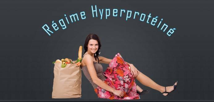 Régime Hyperprotéiné  Maigrir  Perdre du poids rapidement